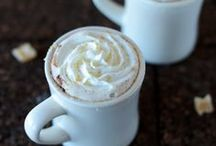 Drink Recipes: Hot / Recipes for drinks best served hot - teas, hot chocolates, coffees, etc.
