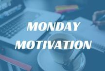 Monday Motivation / A range of #mondaymotivation to get you through the week!