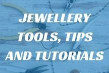 Jewellery Tools, Tips and Tutorials / We sell a large variety of #jewellery making #tools including #cutters and #pliers from brands like #Lindstrom, #Xuron and #Tronex. You can find our full range of tools online: www.heamar.co.uk