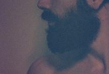 it's the beard...your beard has mojo. / by Angelina Hedra