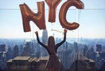 NYC / by Nicole Loos