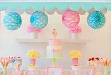 Party ideas!!   / by Marisol Murillo