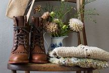 country charm / rustic, rural, farmhouse, garden, England, France, countryside