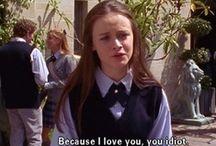I See Myself as a Gilmore Girl