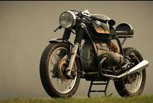 Cafe Racers / Vroom! / by AJ Dirks