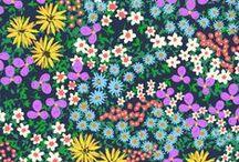 Pattern / わくわくする色使い