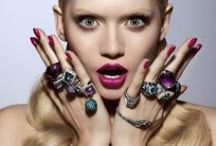 A RINGS & GEMSTONES / by chiritescu zeno