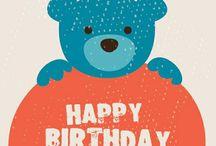 Happy Birthday etc.