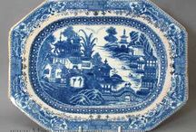 Delft Blue and China