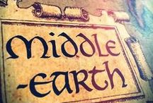 {middle earth} / Mostly of Filli, Killi, and Legolas. Also the Hobbit.