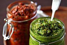 Cooking - chutney, pesto, jam and more