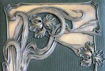 Art Nouveau и Art Deco / by Irina Рavlova