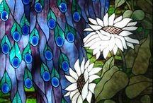 Витражи Stained glass / by Irina Рavlova