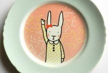 Cute ceramics