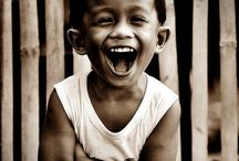 """{laughter} / """"laughter is the sound of the soul dancing."""" -jarod kintz"""