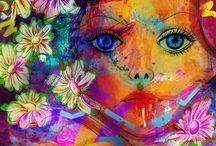 Art I Love / by Angela Burdett