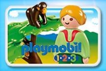 Delfinki ♥ Playmobil 1.2.3 / Kolekcja klocków Playmobil 1.2.3 dostępna w sklepie Delfinki.pl