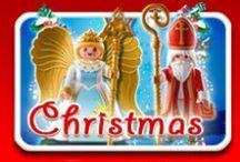 Delfinki ♥ Playmobil Christmas / Oferta klocków Playmobil Christmas dostępna w sklepie Delfinki.pl
