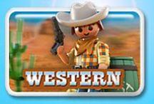 Delfinki ♥ Playmobil Western / Kolekcja klocków Playmobil Western dostępna w sklepie Delfinki.pl