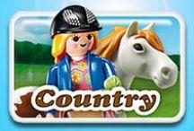 Delfinki ♥ Playmobil Country / Kolekcja klocków Playmobil Country dostępna w sklepie Delfinki.pl