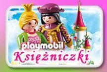 Delfinki ♥ Playmobil Księżniczki / Kolekcja klocków Playmobil Księżniczki dostępna w sklepie Delfinki.pl
