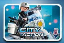 Delfinki ♥ Playmobil City Action / Kolekcja klocków Playmobil City Action dostępna w sklepie Delfinki.pl