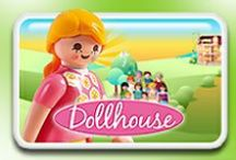 Delfinki ♥ Playmobil Dollhouse / Kolekcja klocków Playmobil Dollhouse dostępna w sklepie Delfinki.pl