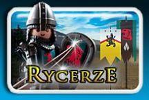 Delfinki ♥ Playmobil Rycerze / Kolekcja klocków Playmobil Rycerze dostępna w sklepie Delfinki.pl