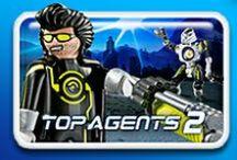 Delfinki ♥ Playmobil Top Agents / Kolekcja klocków Playmobil Top Agents