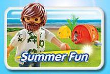 Delfinki ♥ Playmobil Summer Fun / Kolekcja klocków Playmobil Summer Fun dostępna w sklepie Delfinki.pl