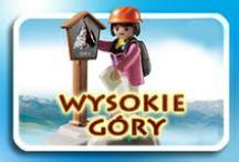 Delfinki ♥ Playmobil Wysokie Góry / Kolekcja klocków Playmobil Wysokie Góry dostępna w sklepie Delfinki.pl