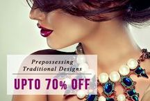 Fashion Jewelry @ Best Price / Browse fashion & premium jewelry collection of rings, pendants, necklaces, cuffs, bangles, earrings, and so much more..