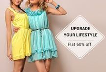 Western Wear (Dresses, Shirts, Tops, Shorts) / Buy western wear online shopping from India's best women online shopping store best price with COD service.