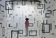 Art installations