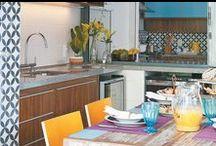 Cozinha / Kitchen decor
