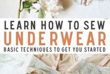 Sewing Tips and Tricks / A collection of a variety of sewing tips and tricks that make your sewing project more fun and easier! #sewing #fabrics #sewingtips