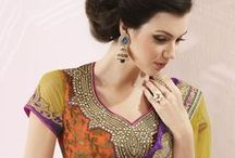 Sarees Lovers Women's in World / Sarees are one of the most glamour and appealing attire for women. Nothing matches their elegance and charm. It's the charisma of a saree that makes it so appealing and eye catching.