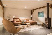 Zeeuwse schuur / De Zeeuwse schuur is één van de 34 stijlkamers van Interieur Paauwe in Zonnemaire.
