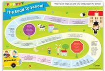 School Readiness / Starting school is without a doubt a huge stepping stone in a child's life, being prepared emotionally and practicality is key.
