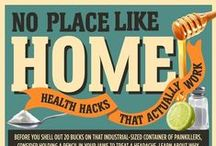 Home Remedies → / Searching for all natural health remedies? We got it all for you!