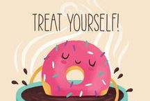 Treat Yo Self → / Today do something for you :) It's Your Day! Contains Affiliate Links (more @ http://gwyl.io/affiliate-disclosure/)