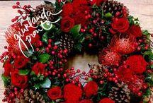 Inspirações para o Natal / Inspirações para o Natal, decoração de mesa, comidinhas para a ceia, enfeites para a árvore de Natal e ideais para presentes e decoração para uma noite feliz!