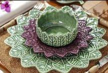 Louças Especiais / Louças que amamos! Das mais clássicas e lisas às estampadas e reproduções históricas das porcelanas mais lindas do mundo!