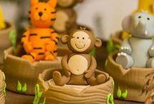 Bebês & Crianças / Inspirações para celebrar datas especiais em festas com crianças e bebês da nossa família.