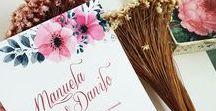 Convites Digitais - Casamento / Lindos convites digitais para encantar o Grande Dia!