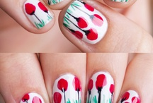 MANICURA MANOS-PIES / hair_beauty / by Monika Aguilar