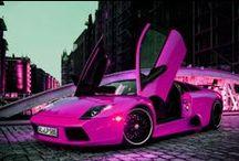Pink Vehicles / by Jeff Eyman