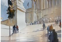 Art of Thomas Schaller / by Mary Dunham Walters