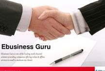 Ebusiness Guru – Presentation / Ebusiness Guru is one of the leading multi channel solution providing companies offering online & offline services to small to medium size clients.