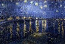 Art: Masters: Van Gogh / by ArtsyButtercupM